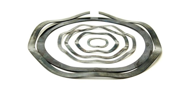 WAVE WASHER FOR BEARINGS
