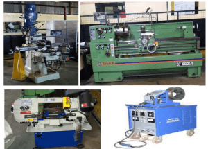 Fabrication & Machining Works